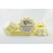 Lemon Myrtle Hand Poured Ecosoy Wax Melt - single