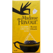Madame's Earl Grey Deluxe - Earl Grey Tea with Lemon Myrtle