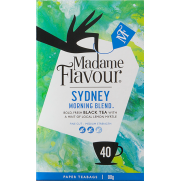 Sydney Morning Blend - Black Tea with Lemon Myrtle