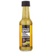 Honey Mustard & Lemon Myrtle Sizzling Grill Sauce 160mL