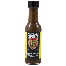 Lemon Myrtle Coconut & Chilli Hot Sauce 160mL