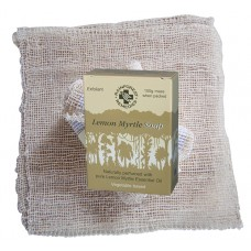 Agave Multi-Purpose Cloth with Lemon Myrtle Soap