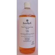 Lemon Myrtle Foaming Pure Soap (1 Litre Refill)