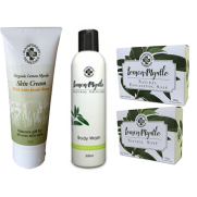 Lemon Myrtle Shower Pamper Pack