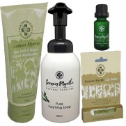 Lemon Myrtle Indulgence Luxury Pack