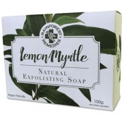 Lemon Myrtle Exfoliant Soap