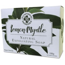 Lemon Myrtle Exfoliant Soap (Triple Pack)