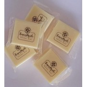 Lemon Myrtle Smooth Guest/Travel Soap (5 Pack)
