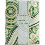 Lemon Myrtle Drawer Sachet