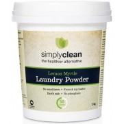 Lemon Myrtle TOP & FRONT Loader Laundry Powder (1kg - 50 washes)