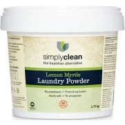 Lemon Myrtle TOP & FRONT Loader Laundry Powder (1.75kg - 88 washes)