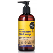 Lemon Myrtle Hand Soap (250mL Pump)