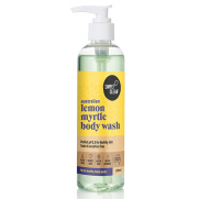 Lemon Myrtle Body Wash (250mL Pump)