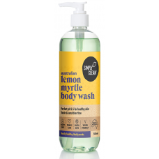 Lemon Myrtle Body Wash (500mL Pump)