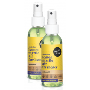 Lemon Myrtle Air Freshener (2 x 125mL twin pack)