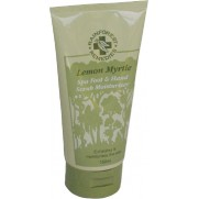 Lemon Myrtle Spa Foot & Hand Scrub Moisturiser