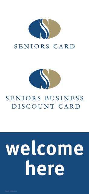 Seniors Cards Welcome Here